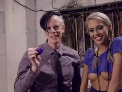 Hottest fetish adult scene with amazing pornstar Janice Griffith from Kinkuniversity