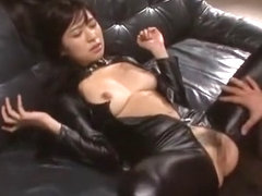 Crazy Japanese chick Nana Ogura in Incredible Doggy Style, Facial JAV scene