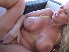 Alura Jenson Takes A Huge Black Cock In The Ass