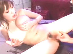 Exotic Japanese girl Rio Hamasaki, Towa Mitsui in Hottest Couple, Big Tits JAV clip