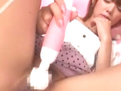 Fabulous Japanese chick Mayu Nozomi in Horny Toys, Masturbation JAV movie