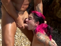 This is how Joanna Angel's ass got wrecked for good
