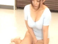 Hottest Japanese slut Mako Oda in Horny Masturbation/Onanii, Dildos/Toys JAV movie
