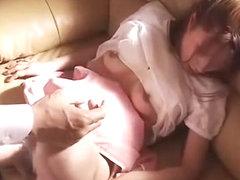 Incredible Japanese girl Aika Miura in Crazy Wife JAV clip