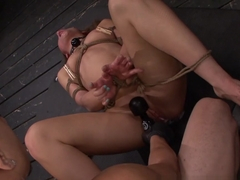 Crazy pornstars Kinky Girl, Callie Calypso in Hottest BDSM, Hardcore adult scene