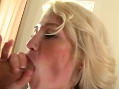 Busty hot Brittany Hart pleasures horny Jack Spade