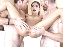 Katya Rodriguez in All Star Petite Gets Laid - ExxxtraSmall