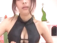 Kyouko Maki endures big cock betwee - More at javhd.net