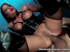 Angelica Heart in Luscious Shapped Bottom - HarmonyVision