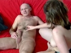 OLD PERVERT GERMAN COPULATES A LEGAL LEGAL AGE TEENAGER - DILETTANTE  -B$R