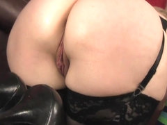 Milf Nina Hartley Gives Young Coed Her First Lesbian Orgasm