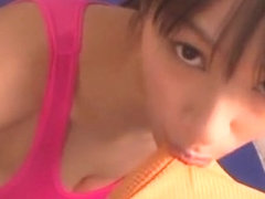 Horny Japanese chick Hana Haruna in Amazing POV, Fetish JAV scene