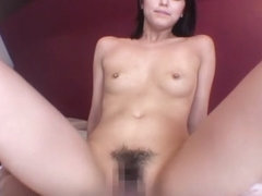 Best Japanese model Saori in Horny JAV censored POV, Small Tits video