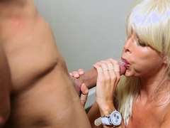 Amazing pornstar Tabitha Stevens in Exotic Facial, Blonde sex movie