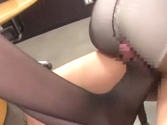 Incredible Japanese whore Kaede Oshiro, Mayuka Momota, Yuria Shima in Amazing Secretary JAV movie