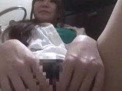 Fabulous Japanese slut Risa Chigasaki in Exotic Dildos/Toys, Masturbation/Onanii JAV video
