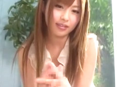 Fabulous Japanese girl Cocomi Naruse in Horny POV JAV video
