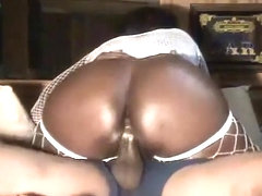 Horny amateur Stockings, Fishnet adult clip