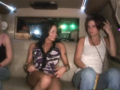 SpringBreakLife Video: Limo Ride To Club