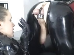 Alex D leather gloves compilation