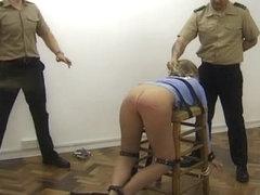 Prison birching