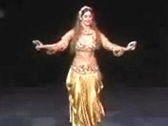 Sadie Stomach Dancing