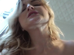 Jemma Valentine in Canadian Babe Sucks Cock for Cash - PublicPickups