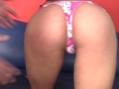 Teen Step Daughter Ashlynn Loves Licking Ass