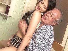 Incredible Japanese model Risa Murakami in Exotic oldie, showers JAV video