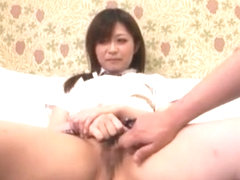 Incredible Japanese slut Haruki Sato in Horny Fingering JAV video