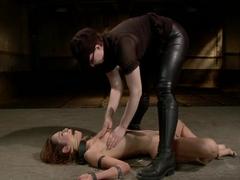 Amber Rayne Returns to Device Bondage