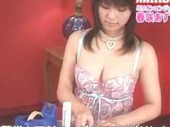 Incredible Japanese slut Azumi Harusaki in Best Big Tits, Softcore JAV scene