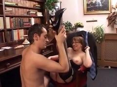 stocking clad busty slut gemma