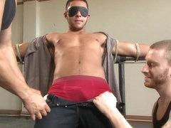 Kick ass bondage positiion Shockspot fucked Relentlessly edged