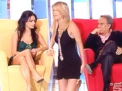 Hot italian showgirls upskirt