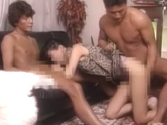 Fabulous Japanese whore Ai Mizuno in Incredible Vintage JAV scene