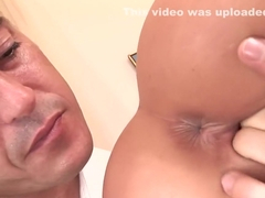 Incredible pornstar Angelina Crow in fabulous anal, creampie porn clip