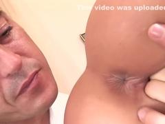 Incredible pornstar Angelina Crow in fabulous anal, creampie porn clip
