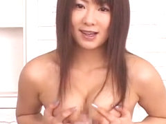 Incredible Japanese chick Minori Hatsune in Crazy POV JAV scene
