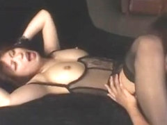 Crazy Japanese whore Hikari Hino in Best Lingerie, Creampie/Nakadashi JAV clip