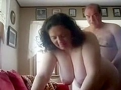 Glamorous women having quickie sex