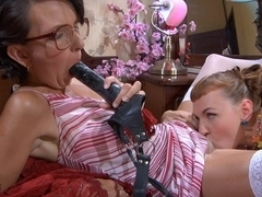 GirlsForMatures Video: Lily M and Aubrey