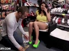 Shoe shop delights