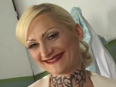 Alira Astro sexy nurse needdles