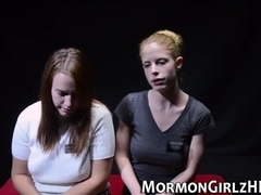 Mormon teens punished