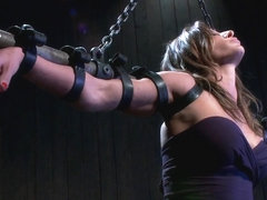 CAUTION Extreme BDSM and Ass Fucking with Ariel X