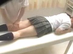 Japonese Groped Massage