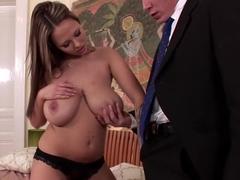 Exotic pornstar in crazy brazilian, big tits adult scene