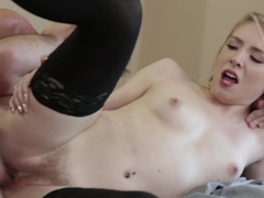 Exotic pornstar Alexis Fawx in Hottest Stockings, Blonde adult movie