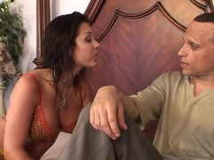 Horny pornstar Beverly Hills in incredible bdsm, blowjob xxx movie